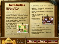 Curse of the Pharaoh: Tears of Sekhmet Strategy Guide Game screenshot 1