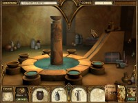 Curse of the Pharaoh: The Quest for Nefertiti Game screenshot 1