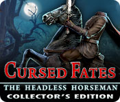 Free Cursed Fates: The Headless Horseman Collector's Edition Game