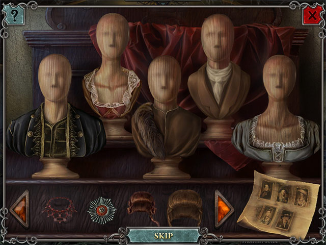Cursed Fates: The Headless Horseman Collector's Edition Game screenshot 3
