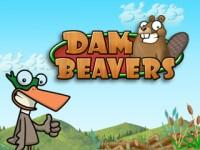 Dam Beavers Game screenshot 1