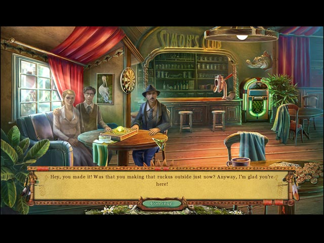 Dangerous Games: Prisoners of Destiny Game screenshot 3