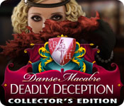 Free Danse Macabre: Deadly Deception Collector's Edition Game