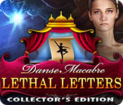 Free Danse Macabre: Lethal Letters Collector's Edition Game