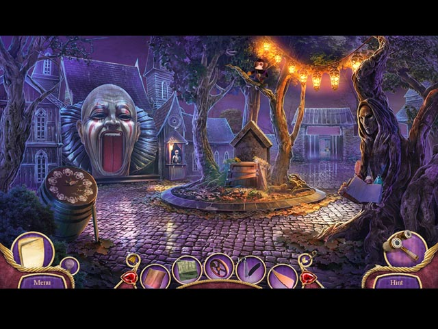 Danse Macabre: Ominous Obsession Collector's Edition Game screenshot 1