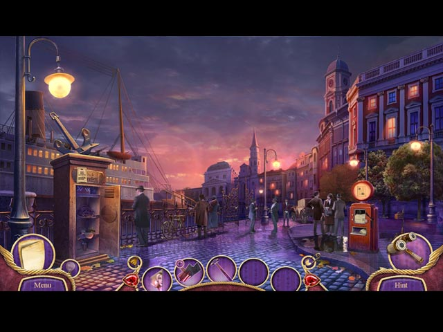 Danse Macabre: Ominous Obsession Collector's Edition Game screenshot 2