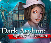 Free Dark Asylum: Mystery Adventure Game