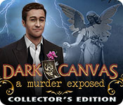 Free Dark Canvas: A Murder Exposed Collector's Edition Game