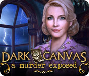 Free Dark Canvas: A Murder Exposed Game