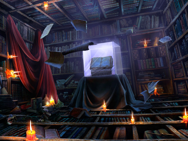 Dark Dimensions: City of Fog Collector's Edition Game screenshot 2