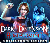 Free Dark Dimensions: Homecoming Collector's Edition Game