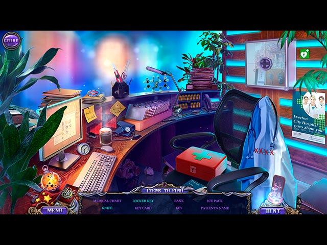 Dark Dimensions: Shadow Pirouette Game screenshot 3
