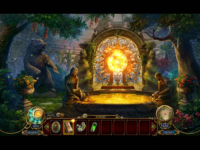 Dark Parables: Goldilocks and the Fallen Star Game screenshot 1