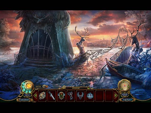 Dark Parables: Goldilocks and the Fallen Star Game screenshot 2