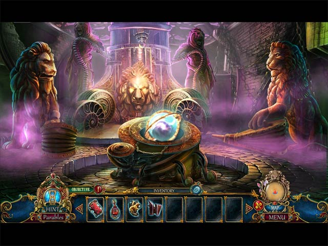 Dark Parables: Queen of Sands Collector's Edition Game screenshot 3