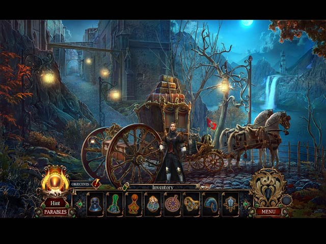 Dark Parables: Requiem for the Forgotten Shadow Collector's Edition Game screenshot 1