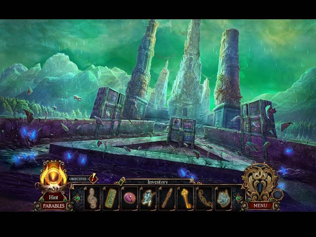 Dark Parables: Requiem for the Forgotten Shadow Collector's Edition Game screenshot 2