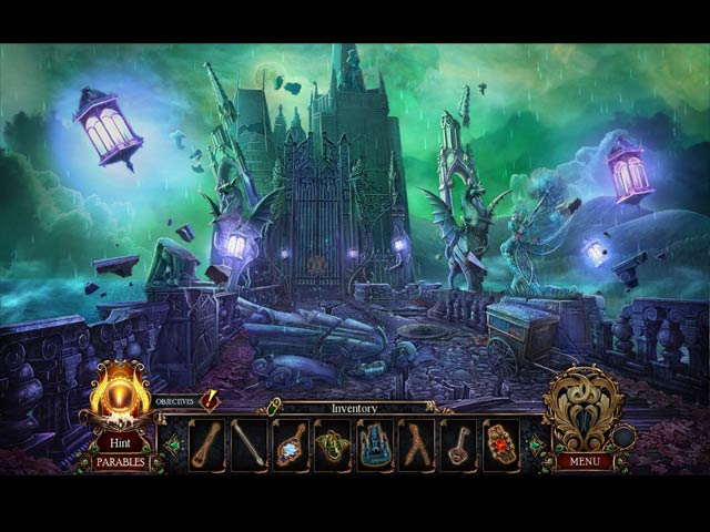 Dark Parables: Requiem for the Forgotten Shadow Collector's Edition Game screenshot 3