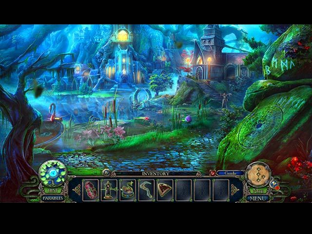 Dark Parables: The Swan Princess and The Dire Tree Collector's Edition Game screenshot 1