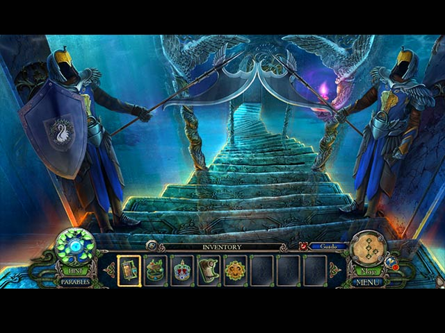 Dark Parables: The Swan Princess and The Dire Tree Collector's Edition Game screenshot 2