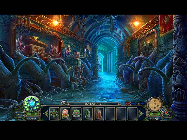 Dark Parables: The Swan Princess and The Dire Tree Collector's Edition Game screenshot 3