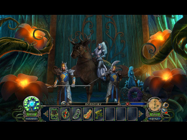 Dark Parables: The Swan Princess and The Dire Tree Game screenshot 1