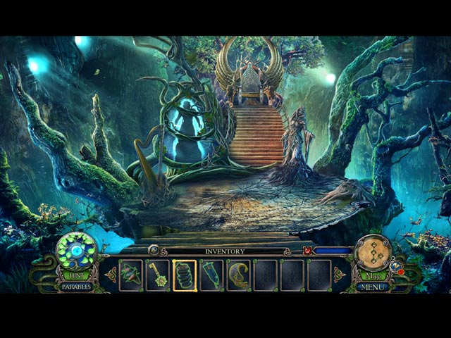 Dark Parables: The Swan Princess and The Dire Tree Game screenshot 3