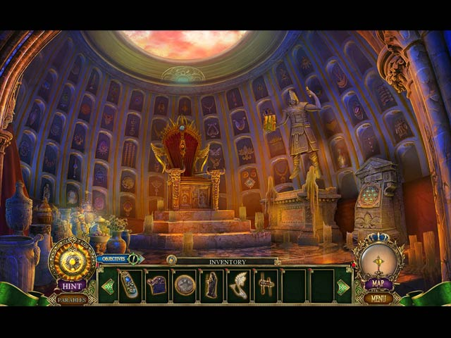 Dark Parables: The Thief and the Tinderbox Collector's Edition Game screenshot 3