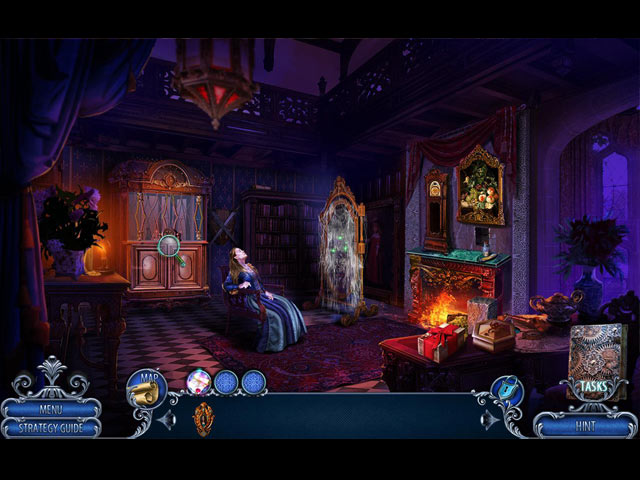 Dark Romance: Romeo and Juliet Collector's Edition Game screenshot 1