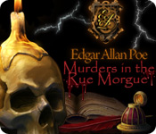 Free Dark Tales: Edgar Allan Poe Murders in the Rue Morgue Collector's Edition Game