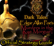 Free Dark Tales: Edgar Allan Poe's Murders in the Rue Morgue Strategy Guide Game