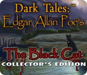 Free Dark Tales: Edgar Allan Poe's The Black Cat Collector's Edition Games Downloads