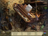 Dark Tales: Edgar Allan Poe's The Black Cat Collector's Edition Game screenshot 3