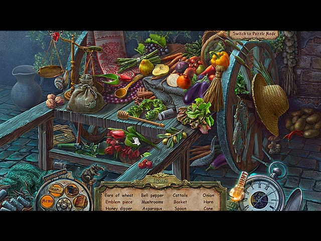 Dark Tales: Edgar Allan Poe's The Fall of the House of Usher Collector's Edition Game screenshot 1