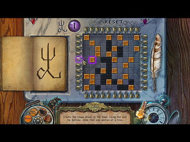 Dark Tales: Edgar Allan Poe's The Fall of the House of Usher Collector's Edition Game screenshot 3