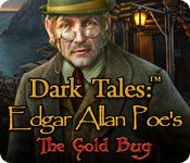Free Dark Tales: Edgar Allan Poe's The Gold Bug Game