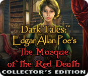 Free Dark Tales: Edgar Allan Poe's The Masque of the Red Death Collector's Edition Game