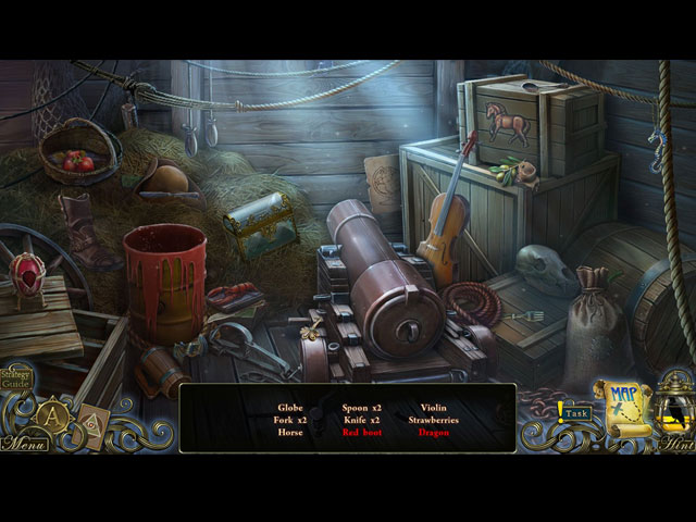 Dark Tales: Edgar Allan Poe's The Pit and the Pendulum Collector's Edition Game screenshot 2