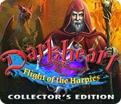 Free Darkheart: Flight of the Harpies Collector's Edition Game