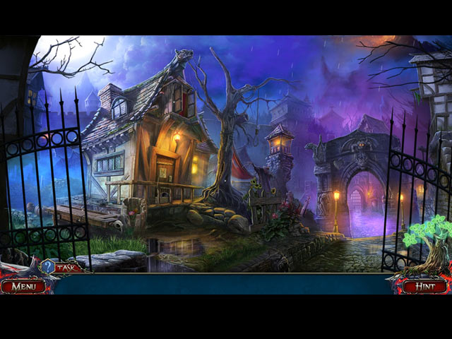 Darkheart: Flight of the Harpies Collector's Edition Game screenshot 1