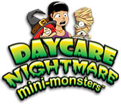 Free Daycare Nightmare: Mini-Monsters Game