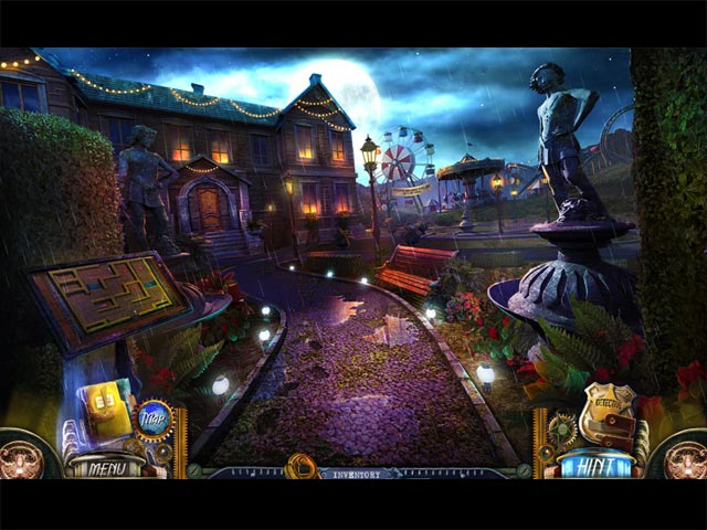 Dead Reckoning: Brassfield Manor Collector's Edition Game screenshot 1