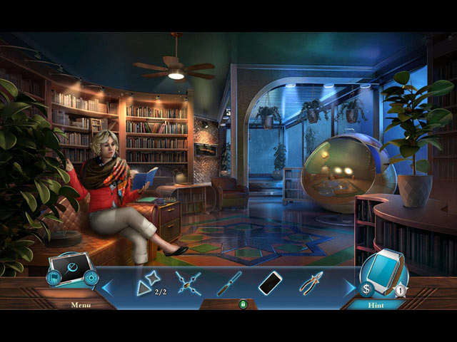 Dead Reckoning: Death Between the Lines Game screenshot 2