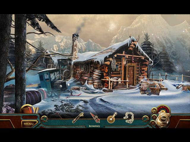 Dead Reckoning: Snowbird's Creek Game screenshot 1