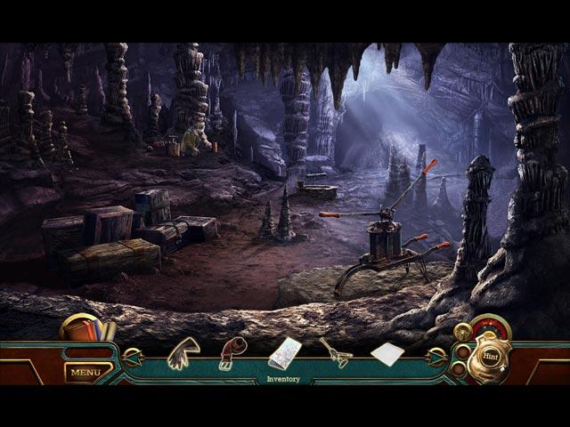 Dead Reckoning: Snowbird's Creek Game screenshot 3