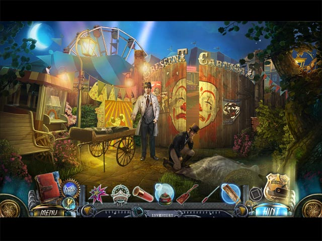 Dead Reckoning: The Crescent Case Collector's Edition Game screenshot 1