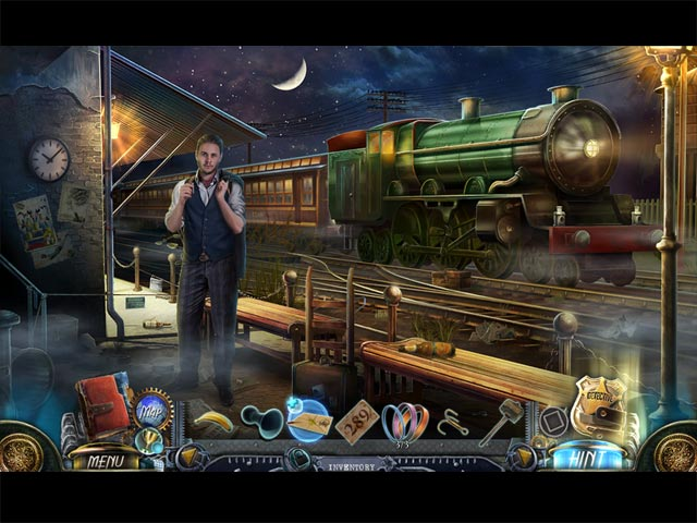 Dead Reckoning: The Crescent Case Collector's Edition Game screenshot 2
