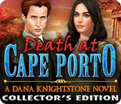 Free Death at Cape Porto: A Dana Knightstone Novel Collector's Edition Game