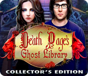 Free Death Pages: Ghost Library Collector's Edition Game
