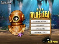 Deep Blue Sea Game screenshot 3